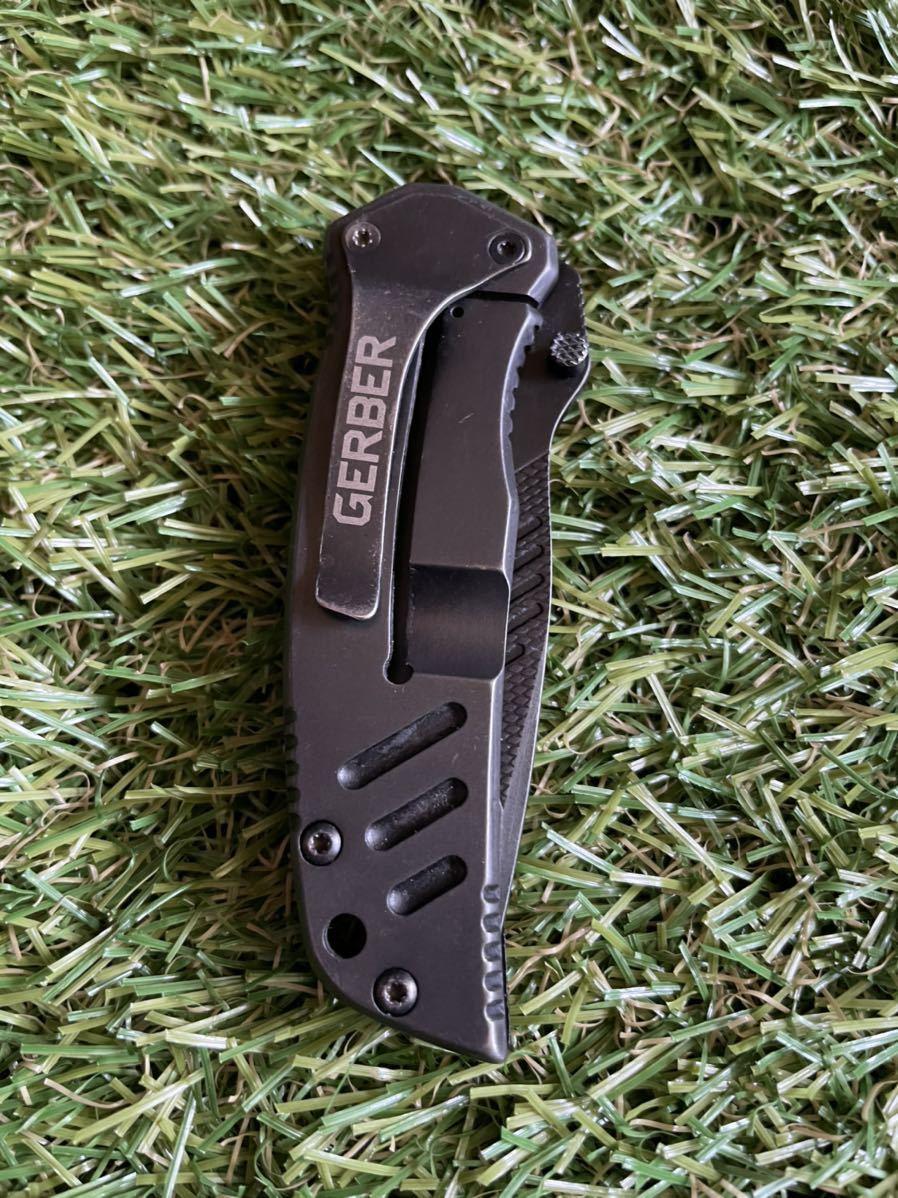 GERBER Folding Knife #011 ガーバー フォールディングナイフ 折りたたみナイフ