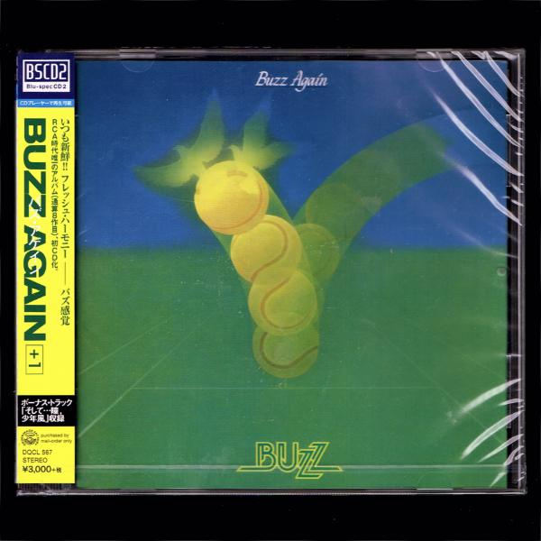 【匿名送料無料】即決新品 BUZZ AGAIN +1/Blu-spec CD2/バズ・アゲイン_画像1