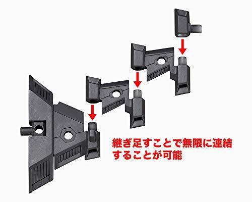 M.S.G モデリングサポートグッズ ヘヴィウェポンユニット22 エグゼニスウイング 全長約120mm NONスケール プラモデ_画像8