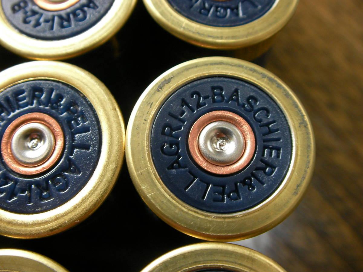 [小物] B&P F2空薬莢 ショットガン ダミーカート 25本セット M870 M1 M3 M4 M24 M700 M40 VSR L96 98K M37 SDV APS _画像5