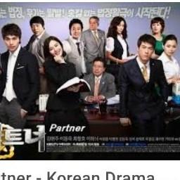 韓国ドラマDVD パートナー