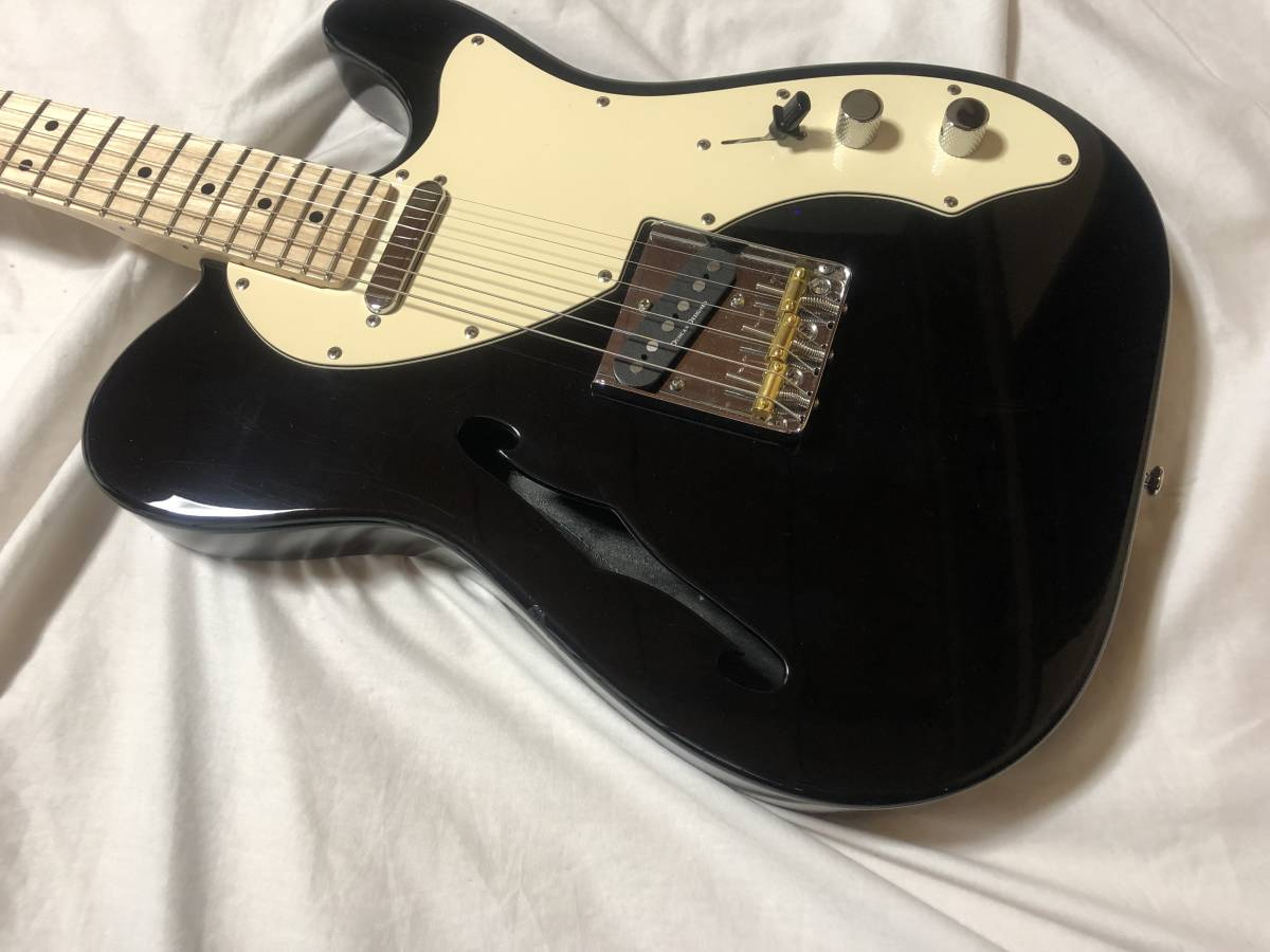 Squier by Fender Vintage Modified Telecaster Thinlineスクワイヤーbyフェンダー テレキャスシンライン_画像2