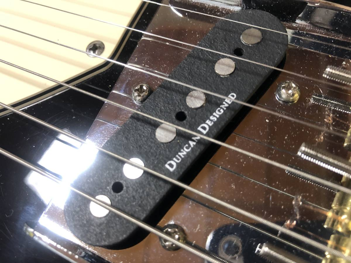 Squier by Fender Vintage Modified Telecaster Thinlineスクワイヤーbyフェンダー テレキャスシンライン_画像3
