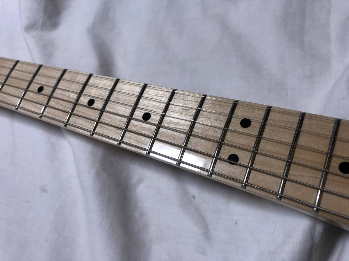Squier by Fender Vintage Modified Telecaster Thinlineスクワイヤーbyフェンダー テレキャスシンライン_画像4