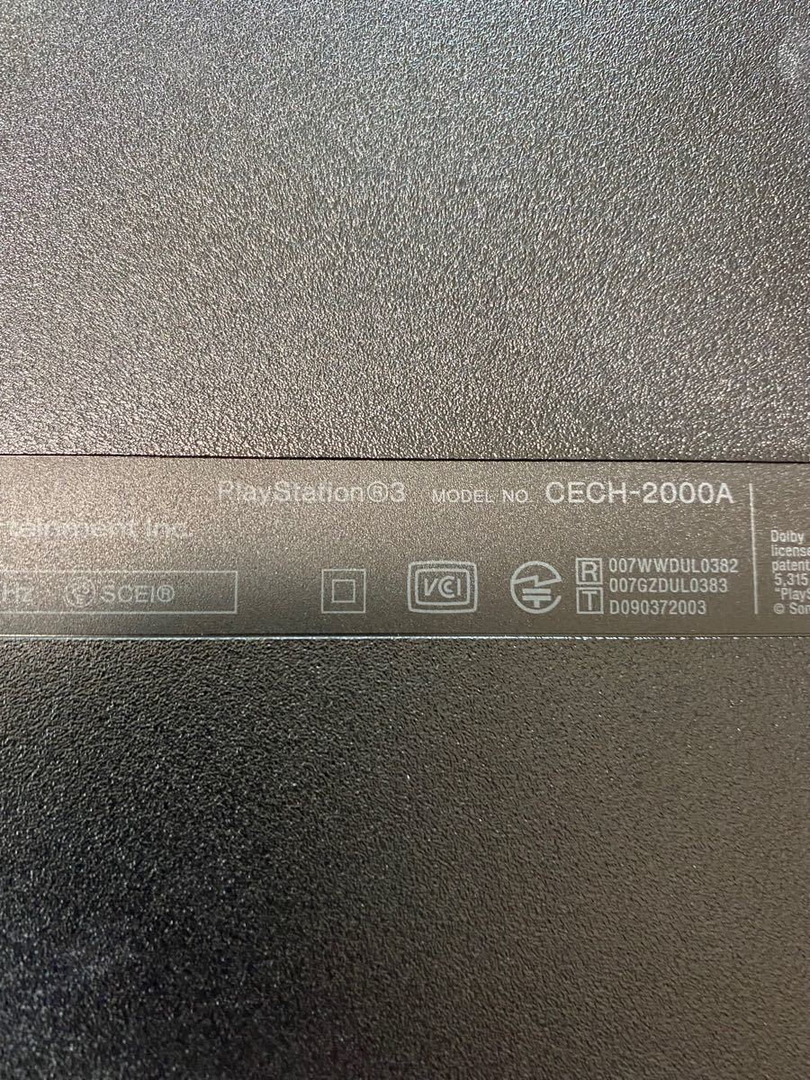 PS3 本体 PlayStation3 CECH-2000A トルネ torne