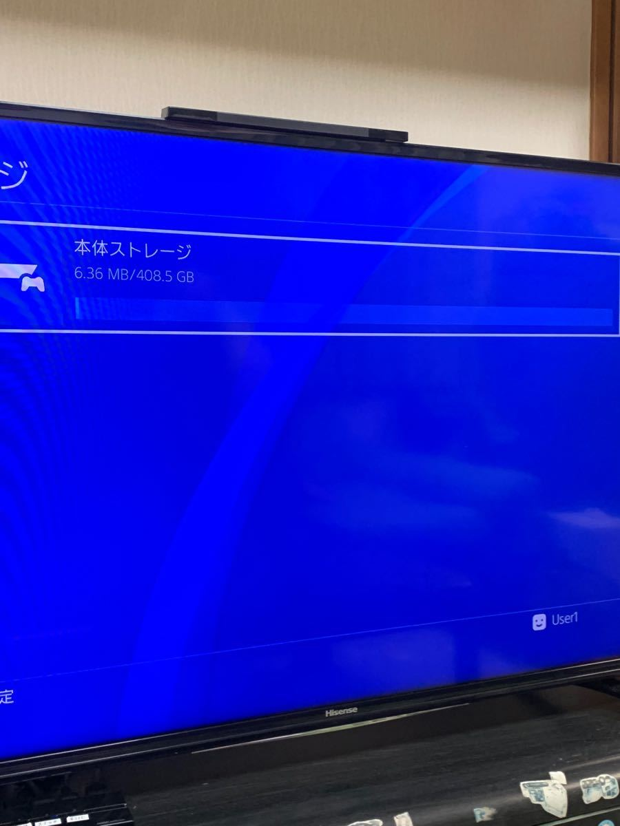 PS4 CUH-1000A PlayStation4 本体のみ
