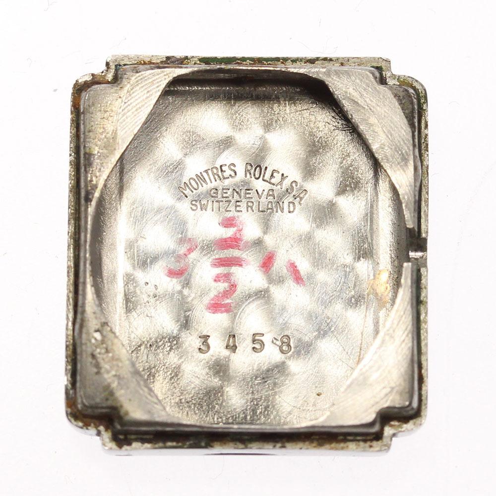 【ROLEX】ロレックス プレシジョン cal.1300 アンティーク 3458 手巻き レディース_画像7