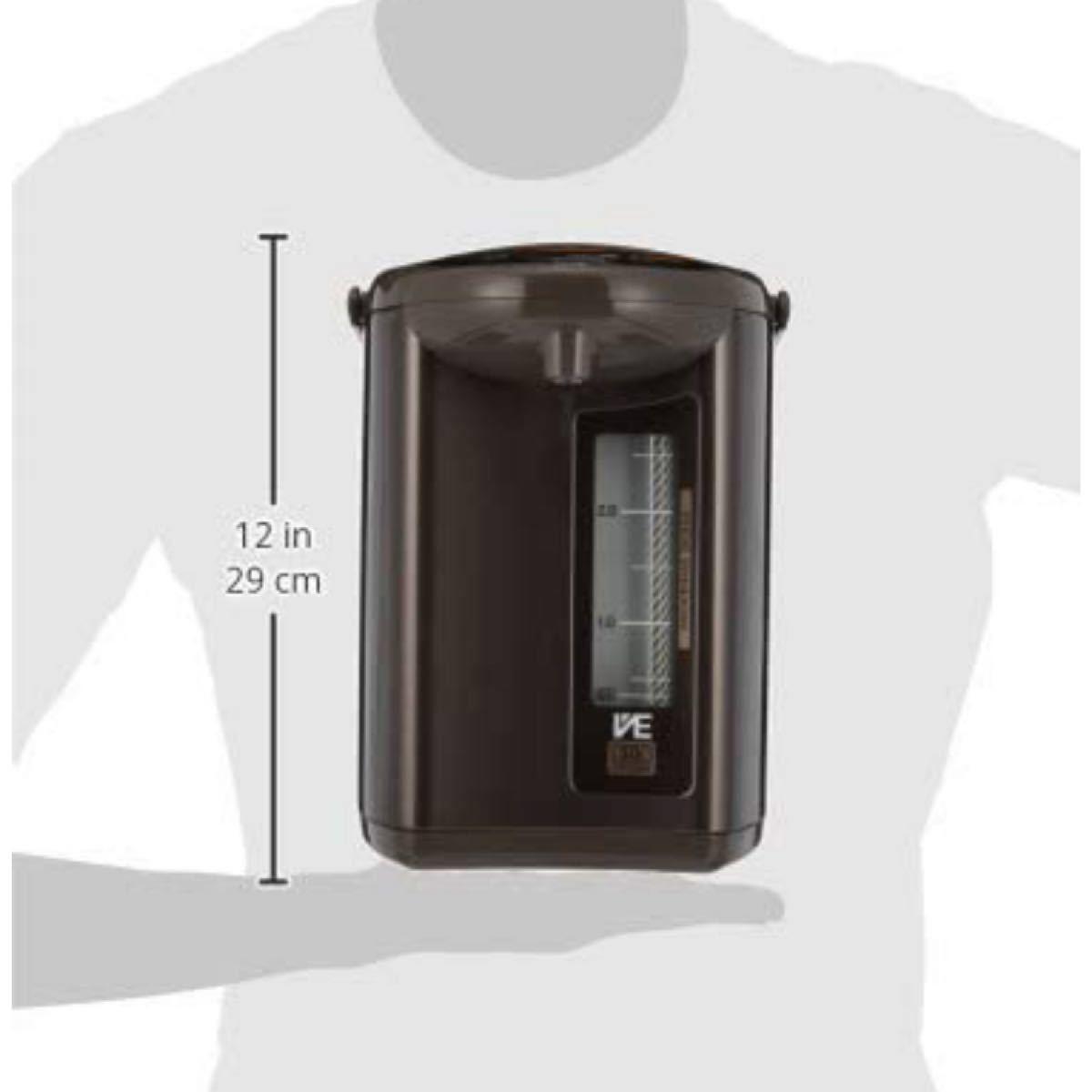 象印電気ポット 3.0L 優湯生 ブラウン CV-EB30-TA 新品 未使用 展示品