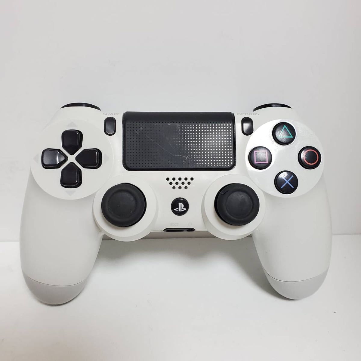 【動作OK・即配送】ps4 本体  1200 PlayStation4  グレイシャーホワイト