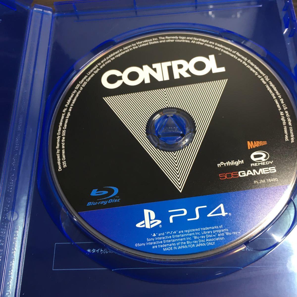 【PS4】 CONTROL [通常版]