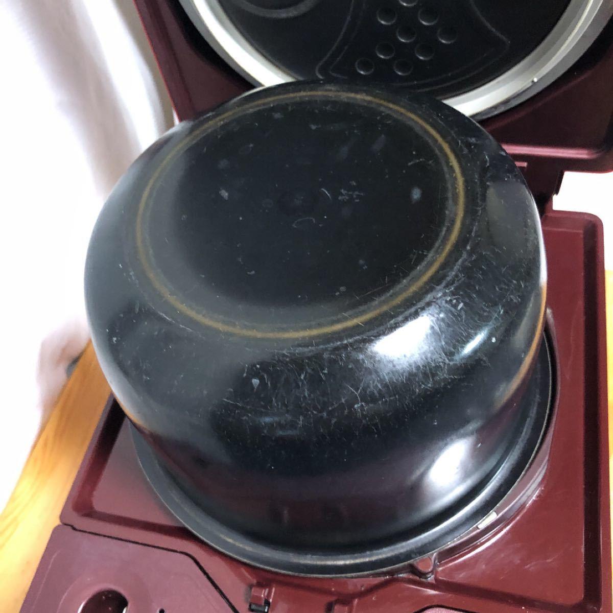 三菱 IHジャー炊飯器 蒸気レス NJ-XS103J-R 5.5合炊き