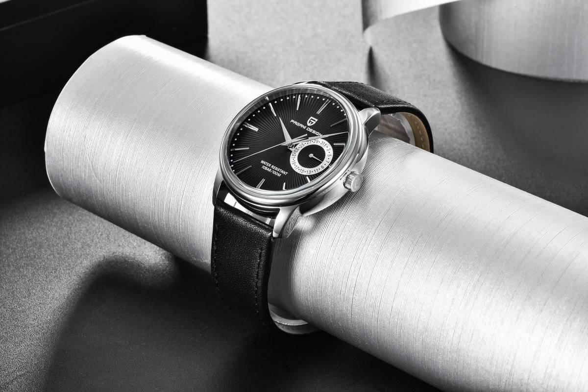ファッションカジュアルスポーツ腕時計メンズミリタリー腕時計レロジオmasculino男性時計の高級防水クォーツ時計_画像3
