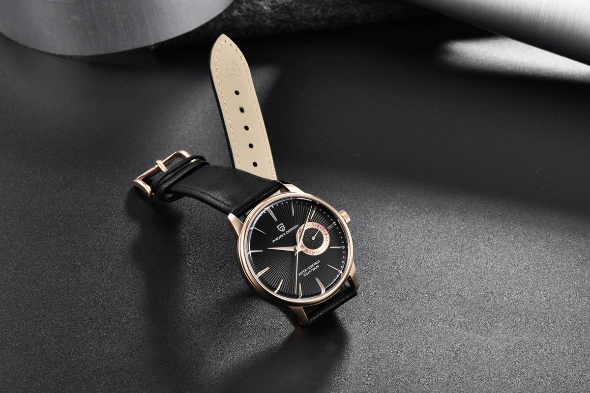ファッションカジュアルスポーツ腕時計メンズミリタリー腕時計レロジオmasculino男性時計の高級防水クォーツ時計_画像4