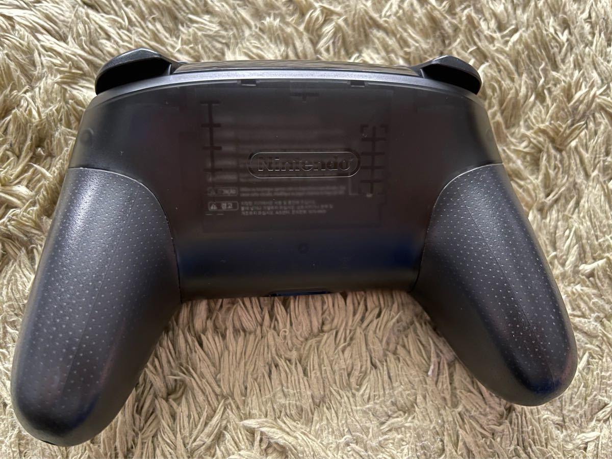 ニンテンドー スイッチ 純正 コントローラー ジャンク Nintendo Switch プロコン プロコントローラー