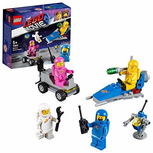 レゴ(LEGO) レゴムービー ベニーの宇宙スクワッド 70841 知育玩具 ブロック おもちゃ 女の子 男の子_画像2