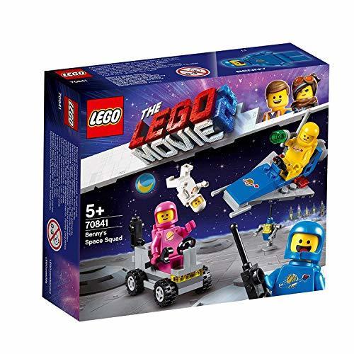 レゴ(LEGO) レゴムービー ベニーの宇宙スクワッド 70841 知育玩具 ブロック おもちゃ 女の子 男の子_画像9