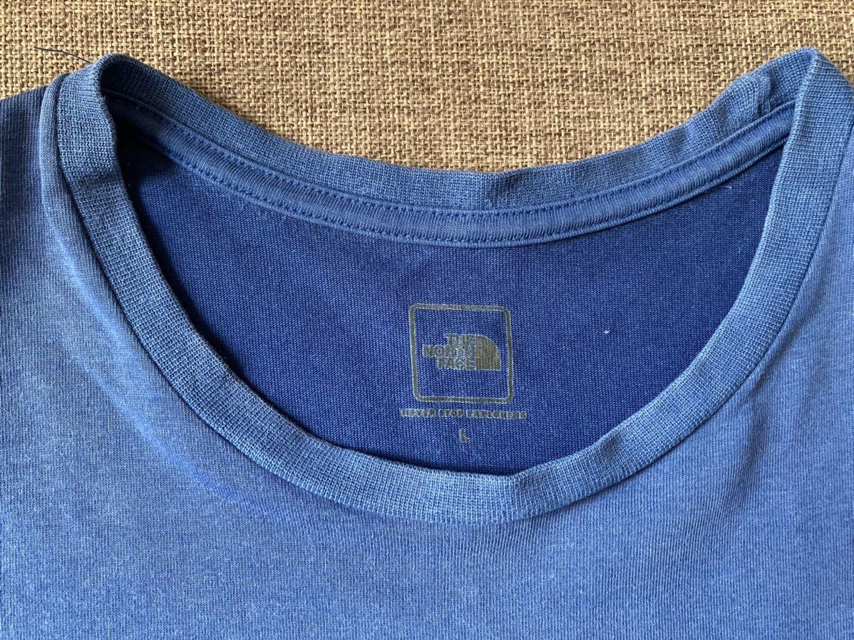 THE NORTH FACE ザノースフェイス 半袖Tシャツ ポケットTシャツ L ビンテージ レア