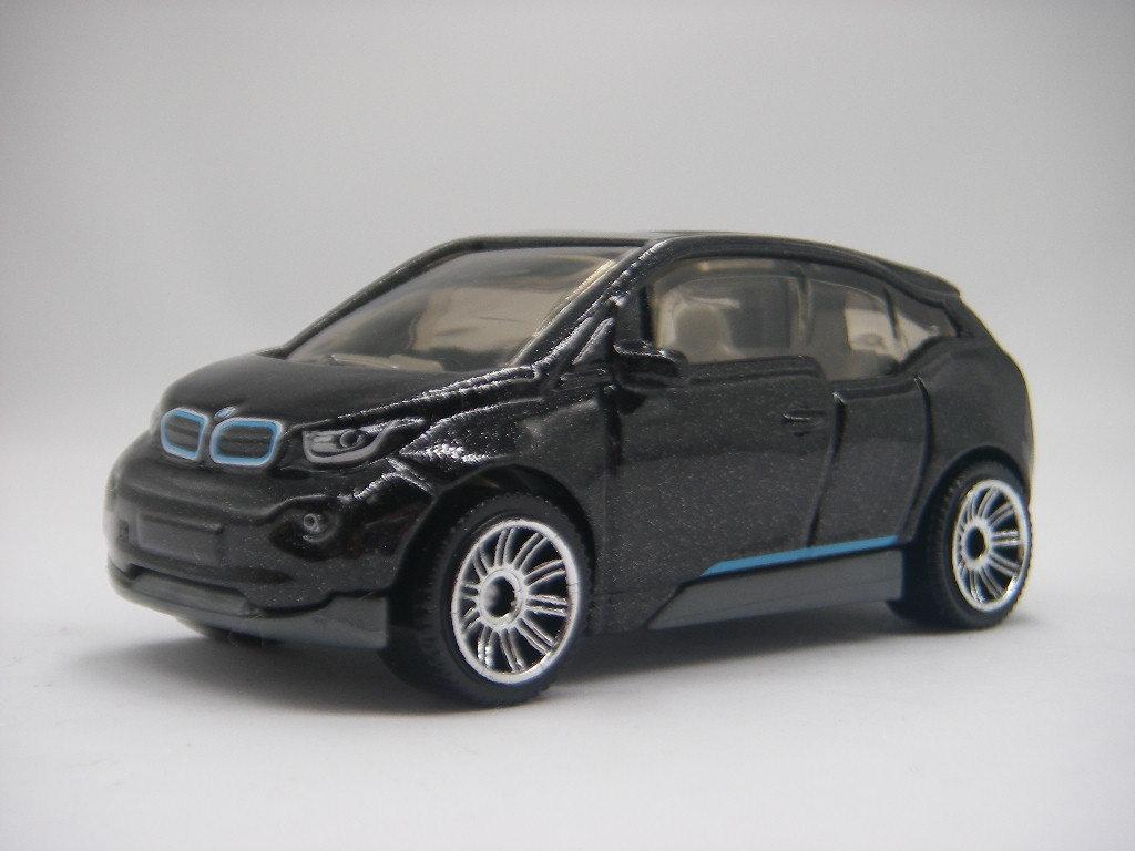 マッチボックス / BMW i3 (黒) ルース Matchbox_画像1