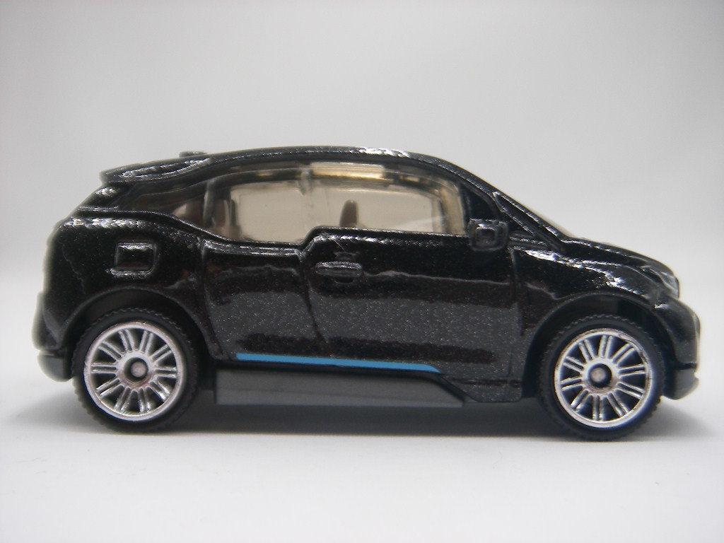 マッチボックス / BMW i3 (黒) ルース Matchbox_画像3