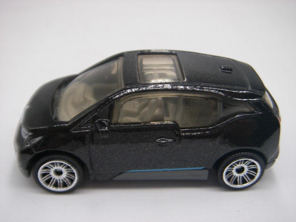 マッチボックス / BMW i3 (黒) ルース Matchbox_画像4