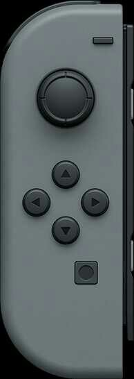 Nintendo Switch Joy-Con (L) グレー