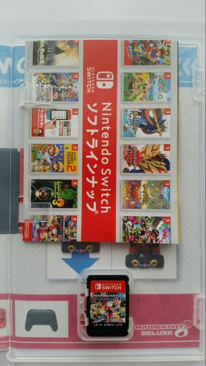 マリオカート8デラックス Nintendo Switch