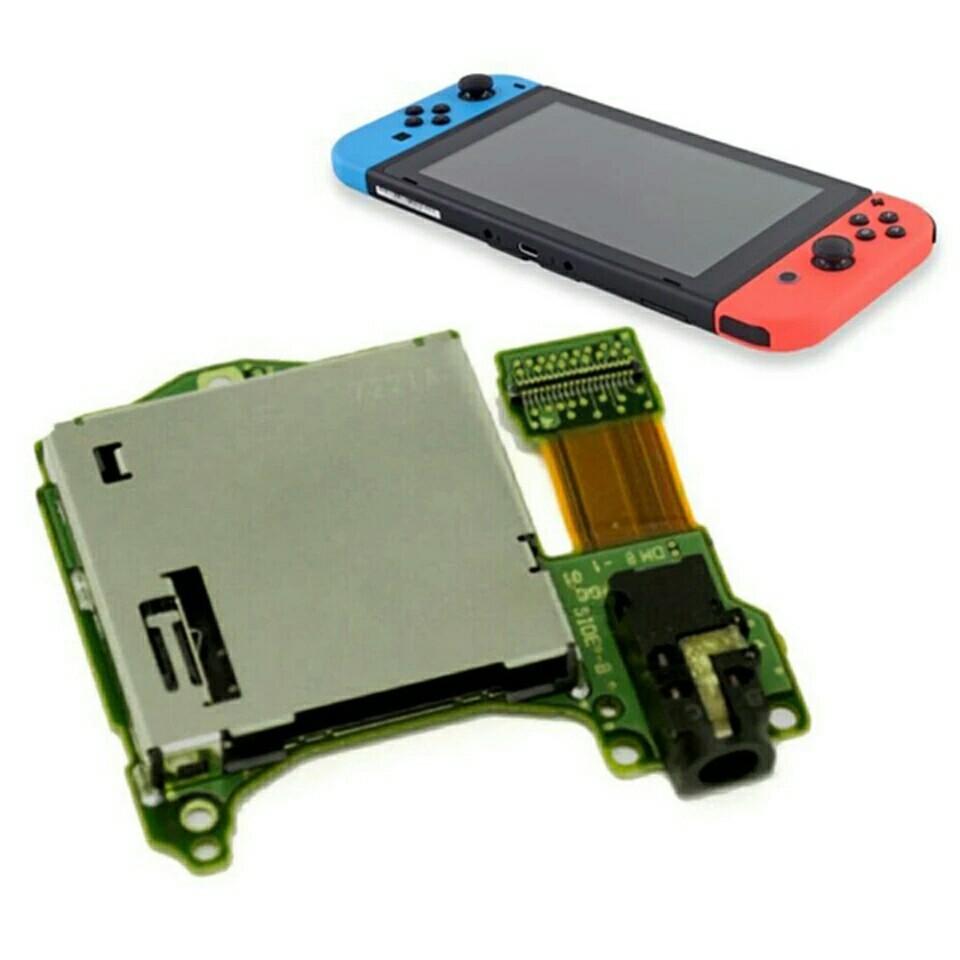 新型用 Nintendo Switch ゲームカードスロット