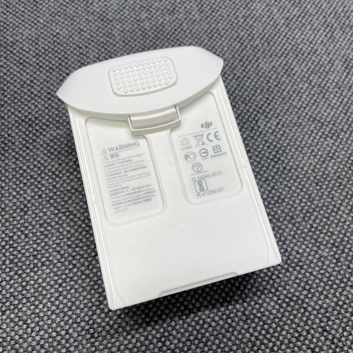 【充電27回】DJI Phantom4 純正大容量バッテリー 正常動作品 ファントム4シリーズ 送料0