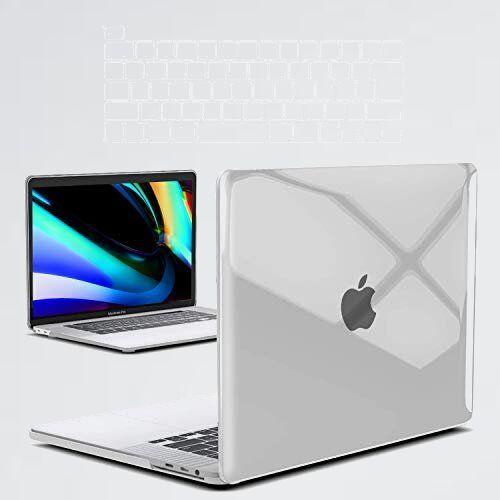 未使用 新品 Macbook 【2021改良型】 H-Y9 対応 (クリア) 16 全面保護 排熱口設計 JIS-キ-ボ-ドカバ- 付き 薄型 耐衝撃性 16_画像1