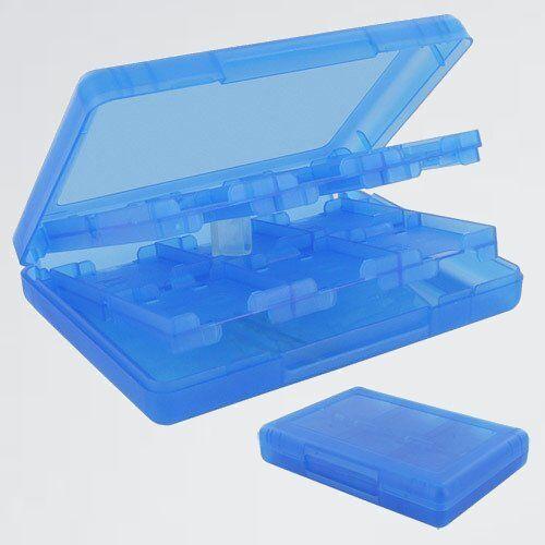 新品 未使用 カ-ドケ-スNEW 3DS/DSI用 R-NR 28-in-1 大容量マルチゲ-ムカ-ドケ-ス(ブル-) 3DS / NEW 3DSXL/3DS / DSi/DSi XL/DSi_画像1
