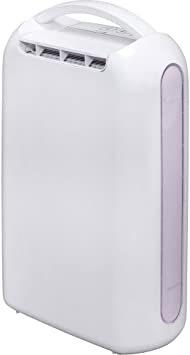 人気 アイリスオーヤマ 衣類乾燥除湿機 強力除湿 タイマー付 静音設計 除湿量2.2L デシカント方式 ピンク IJD-H20-P_画像1