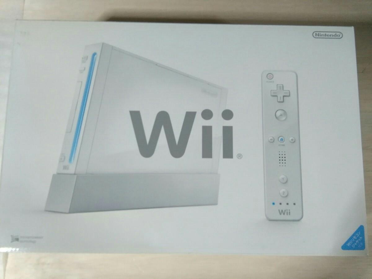wii本体 + ソフト6本