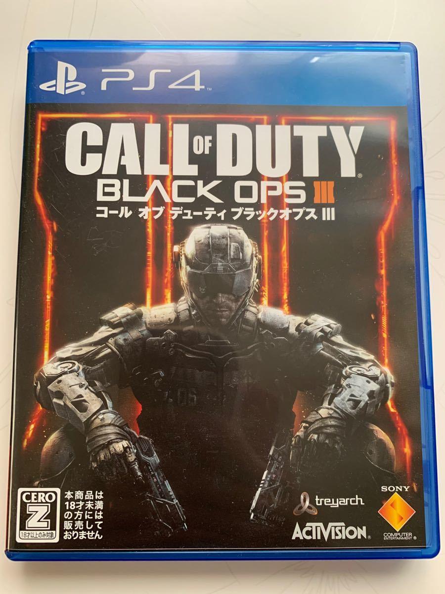 コールオブデューティブラックオプス3 PS4 CALL OF DUTY BLACK OPS