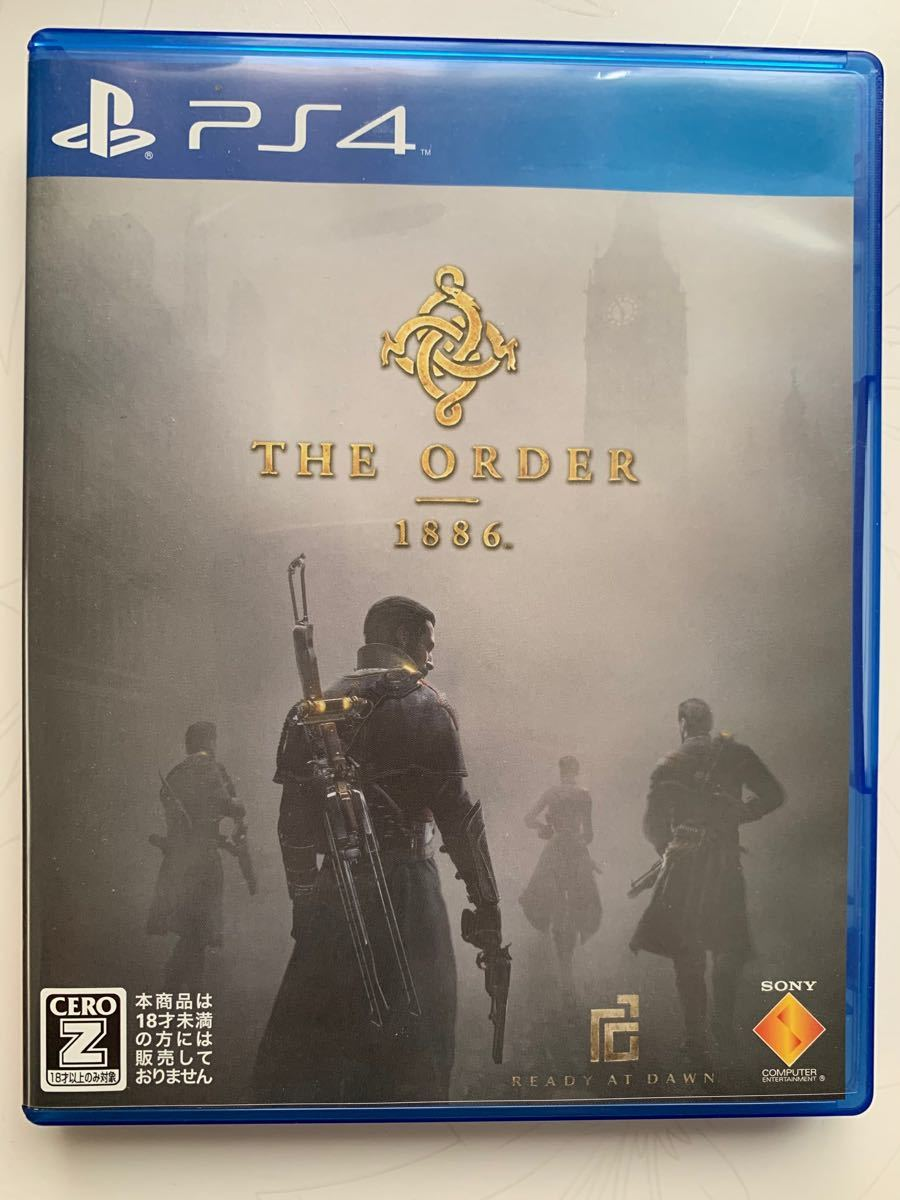 THE Order 1886 PS4 美品