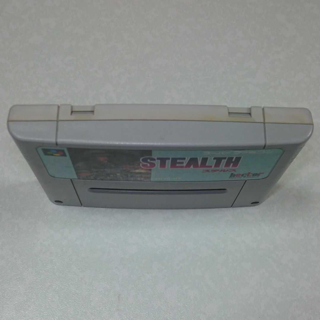 ステルス 電池交換 スーパーファミコン スーファミ SFC STEALTH