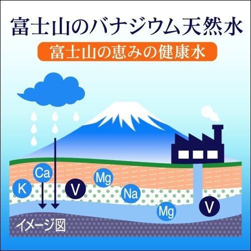 2000ml×6本 アサヒ飲料 おいしい水 富士山のバナジウム天然水 2L×6本_画像2
