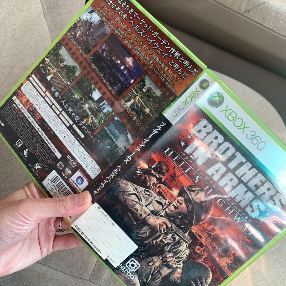Xbox360 ソフト ケース ゲームソフト