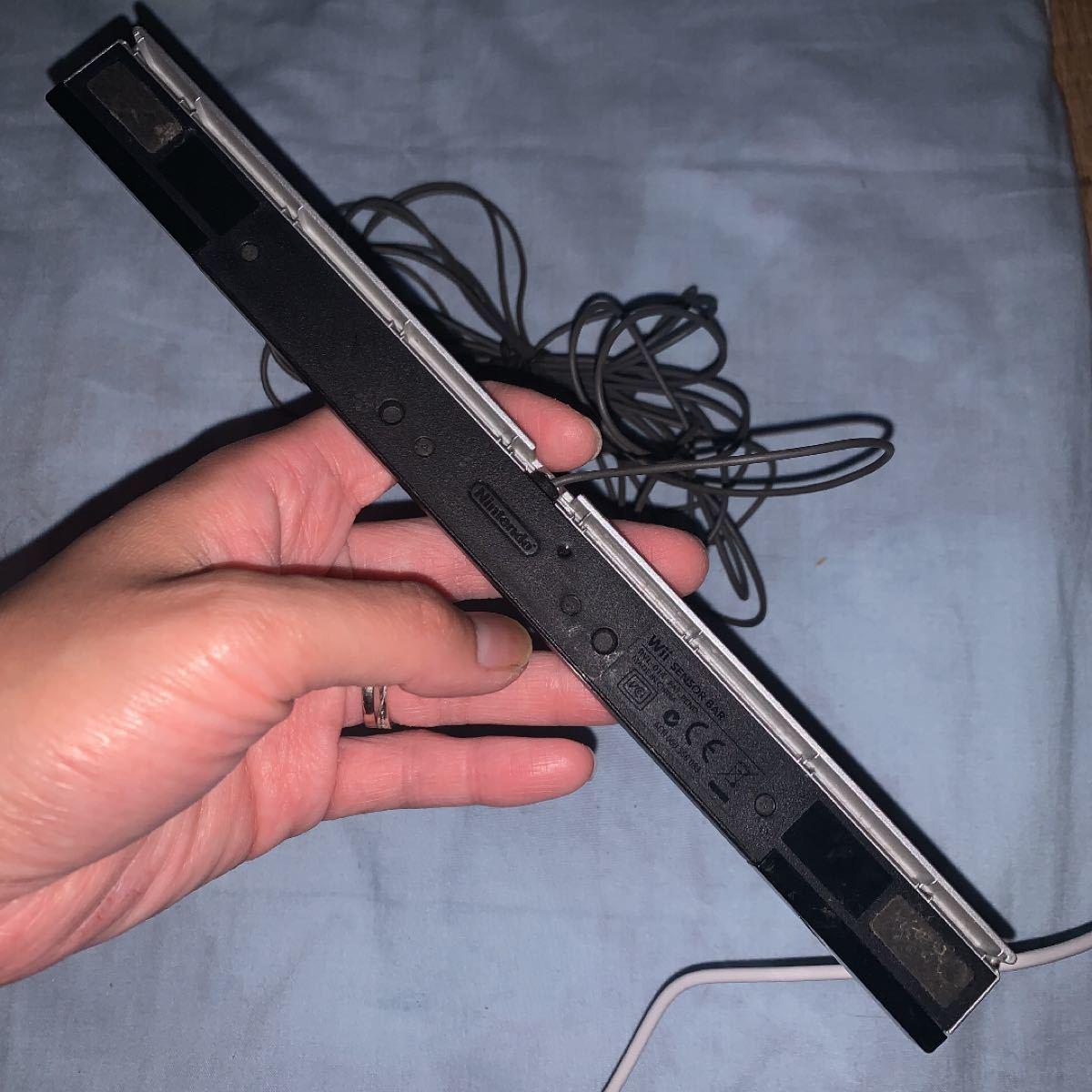ニンテンドー Wii センサーバー 任天堂 Nintendo ジャンク品