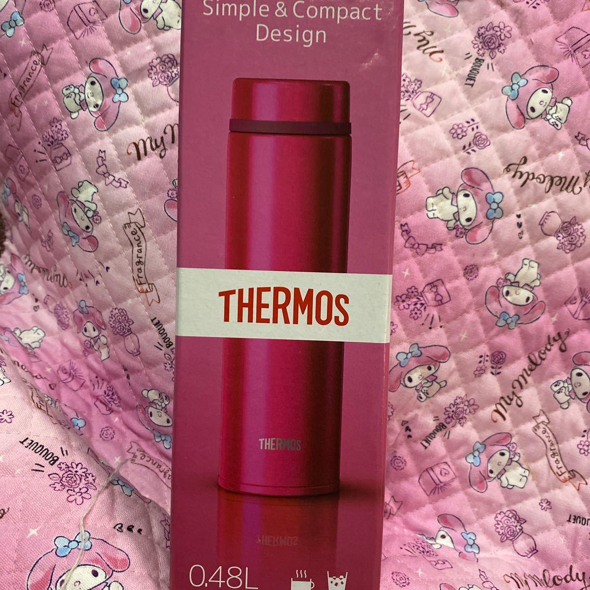 サーモス THERMOS 真空断熱 サーモス水筒 0.48L
