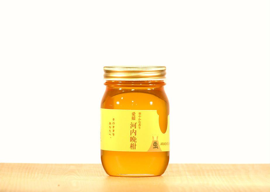 みかん蜂蜜 500g 3500円即決_画像1