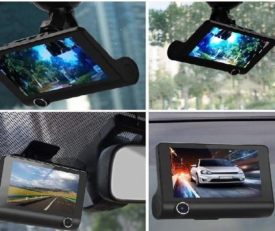 S12 ドライブレコーダー 前後カメラ 最新版 車載カメラ 4.0インチ 1080P 170°広視野角 WDR搭載 駐車監視 常時録画_画像9