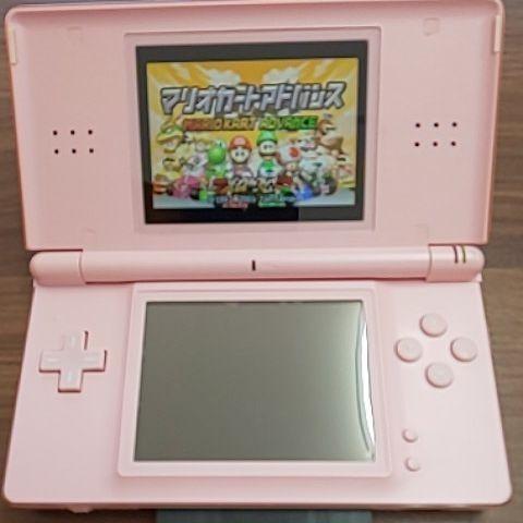ニンテンドーDS Lite ピンク