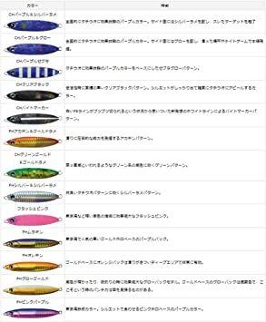 パラレルホロムラキン 160g ダイワ(DAIWA) タチウオ メタルジグ 鏡牙ジグ ベーシック_画像4
