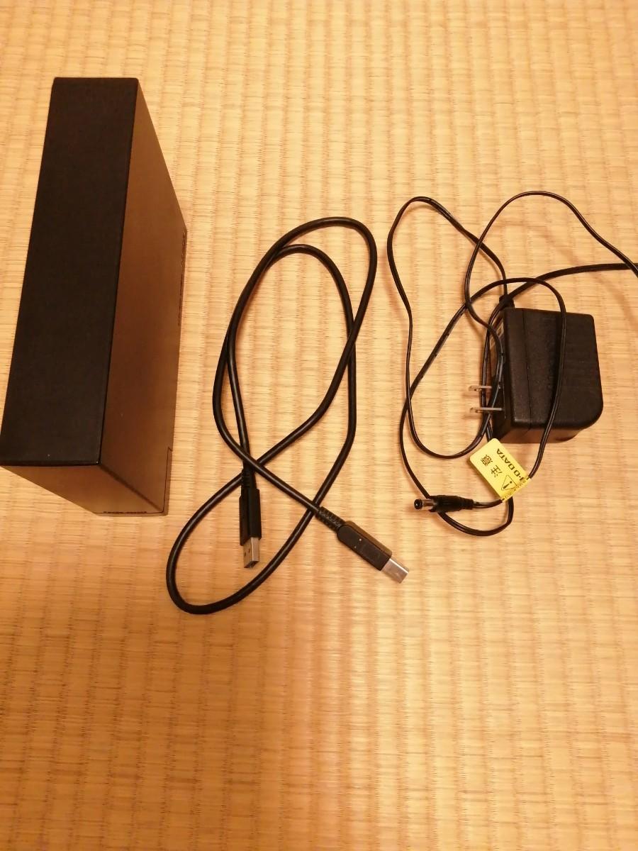 外付け ハードディスク アイ・オー・データ 3TB HDCL-UT3.0KF