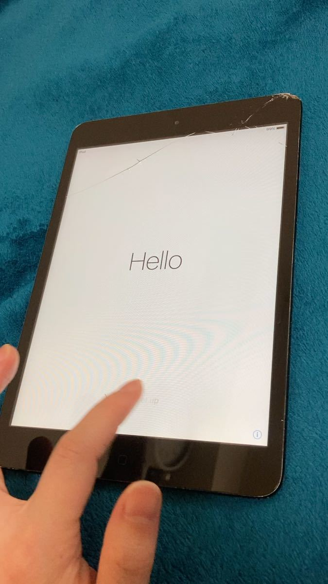 iPad mini A1432 16GB  Wi-Fiモデル 黒