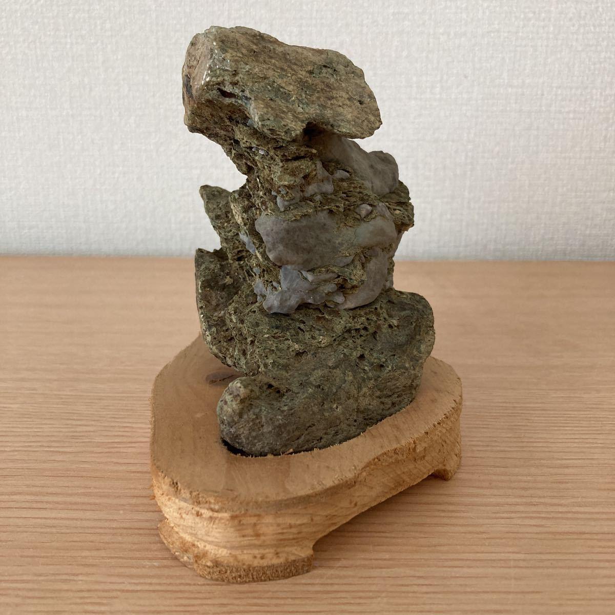 ■水石■鑑賞石■盆石■天然石■C-30_画像3