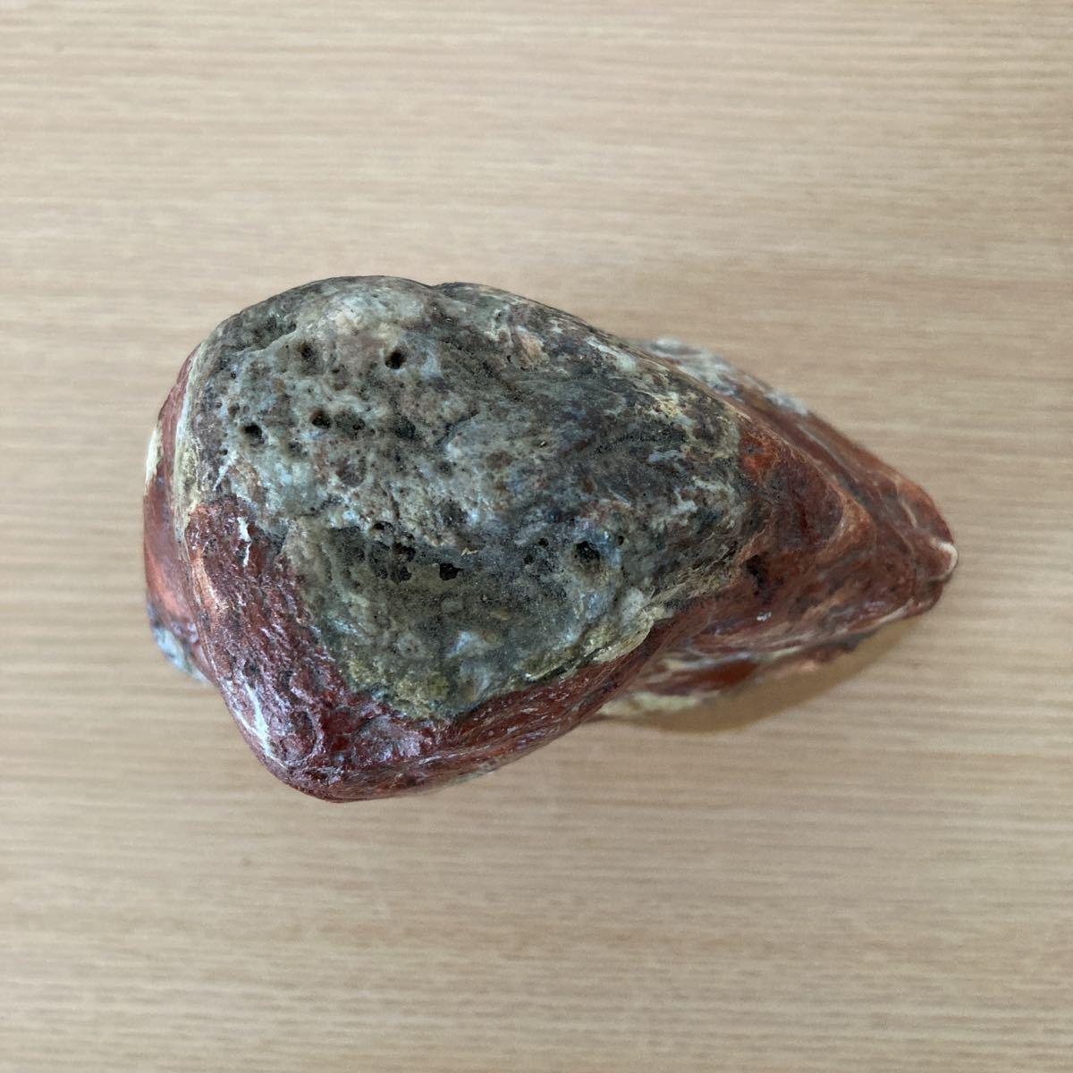 ■水石 ■鑑賞石 ■盆石■赤玉石■C-36_画像5