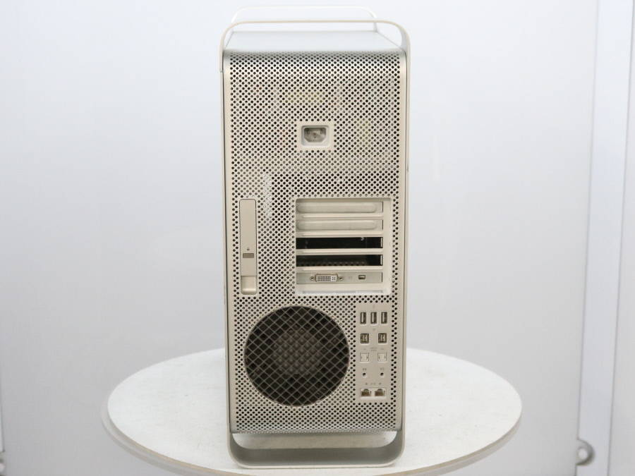 Apple Mac Pro Early2009 A1289 Xeon W3520 2.66GHz 3GB 640GB■現状品_画像3