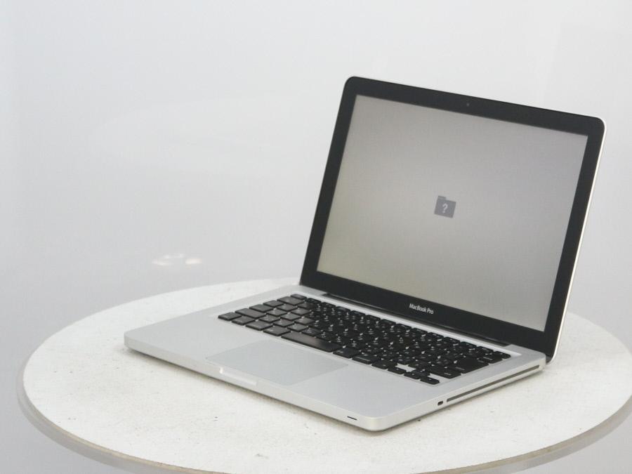 Apple MacBookPro7,1 Mid2010 Core2 Duo P8600 2.40GHz 4 GB 250 GB HDD■現状品_画像1