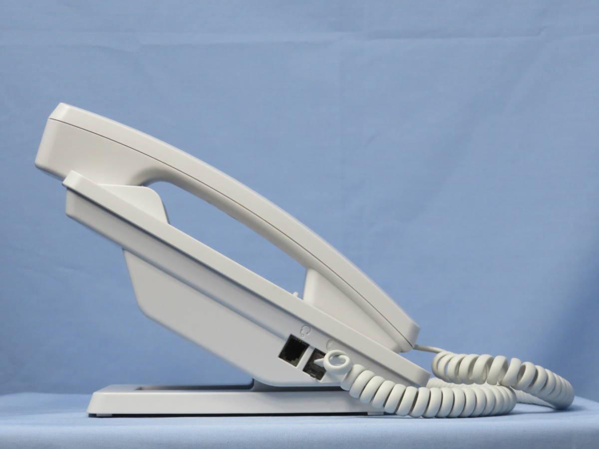 [OY072]Panasonic(パナソニック) IP電話機ベーシックモデル(ホワイト) KX-HDV130N 現状販売_画像4